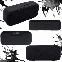 TG024 BLUETOOTH SUPER BASS MİCRO SD GİRİŞLİİ SPEAKER HOPARLÖR