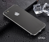 APPLE İPHONE 5S ARKA YAN PARLAK KAPLAMA STİCKER
