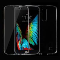 LG K10 360 KORUMA SİLİKON KILIF
