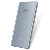 Xiaomi Mi  Note 2  Şeffaf Arka Koruma Bandı