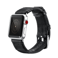 ALLY APPLE WATCH İÇİN 42MM 1,2,3 JEEP NYLON KAYIŞ,KORDON
