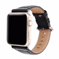 ALLY APPLE WATCH İÇİN 1,2,3 42MM DERİ KORDON KAYIŞ