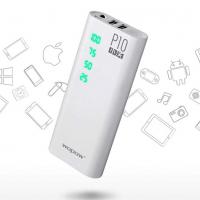 WOPOW P10,10000 MAH 2 USB ÇIKIŞLI POWER BANK HARİCİ YEDEKLEME PİL ŞARJ