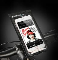 Roswheel İphone 6,7,8, Plus Su Geçirmez Bisiklet Telefon Tutucu Kılıf