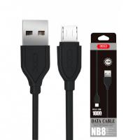 XO NB8 SUPER 1 METRE 2.1A MİCRO USB KABLO