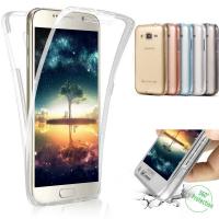 Ally Samsung Galaxy  On7 (2015) İçin 360 Koruma Silikon Kılıf
