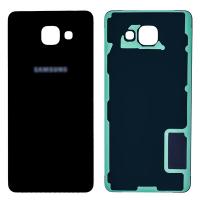 Ally Samsung Galaxy A7 A710 (2016) İçin Arka Pil Batarya Kapak Lens