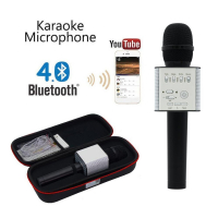 ALLY Q9 KARAOKE MİKRAFON BLUETOOTH+ SPEAKER HOPARLOR