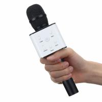 ALLY Q7 KARAOKE MİKROFON BLUETOOTH+ SPEAKER HOPARLOR