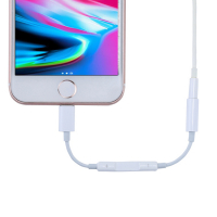 Ally Mh020 İphone 7,8,X Lighting 3.5mm Kulaklık Jakı Adaptörü