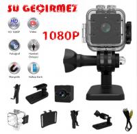 Ally Sq12 Gece Görüş Su Geçirmez Mini Dvr Kamera 1080p Hd Dvr