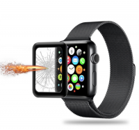 ALLY APPLE WATCH 1,2,3 42MM 3D KAVİSLİ FULL CAM EKRAN KORUYUCU