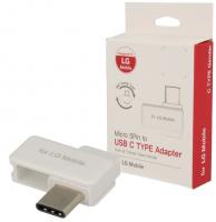Lg Micro Usb To Type-C Çeviriçi Başlık Adeptör (or)