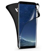 Sm Galaxy S9 Ön Arka 3d Darbe Emici Pet Renkli Full Koruyucu