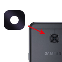Ally Samsung Galaxy C5 Pro C7 Pro İçin Kamera Lens Cam