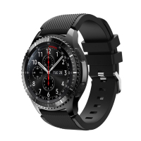 22MM Gear S3 Watch 4 -GT2 GT2E 46MM Kayış,Kordon Silikon Kayış Kordon