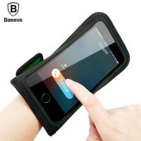 Baseus 5.8 İnch Kadar Esnek Bileklik Kol Bandı Telefon Tutucu