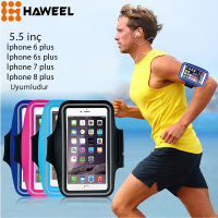 Haweel Universal Tum Telefonlara Uyumlu Kol Koşu Bandı Kılıf