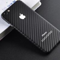 İPhone 6- İPhone 6S Karbon Fiber Kaplama Sticker