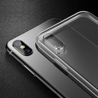 İphone Xs Max 6.5 İnch Kamera Korumalı Ultra Slim Soft Silikon Kılıf
