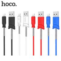 HOCO X24 İPHONE LİGHTNİNG 1 METRE 2.4A HIZLI ŞARJ USB KABLOSU