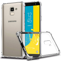 Ally Sm Galaxy J6+ Plus J6 Prime Darbe Emici Şeffaf Silikon Kılıf