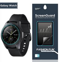 Gor Sm Galaxy Watch 42mm Darbe Emici Ekran Koruyucu 2 Adet Set