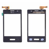 Lg Optimus L3 2  E430 Dokunmatik Touch Screen Siyah