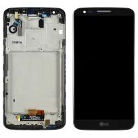 LG G2 D802 LCD EKRAN DOKUNMATİK ÇITALI