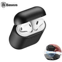 BASEUS APPLE AİRPODS WİRELESS KABLOSUZ ŞARJLI KILIF WİAPPOD