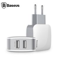 Baseus Zcl2b Dual Usb 2.4a Hızlı Şarj Adaptor