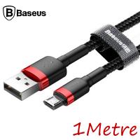 Baseus Cafule Micro Usb 1metre 2.4a Hızlı Şarj Halat Usb Kablo