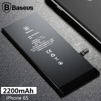 Baseus Orjinal İphone 6S 2200 Mah Yüksek Kapasiteli Pil Batarya