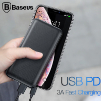 BASEUS MİNİ Q 20000 mAh TYPE-C PD+QC3.0 HIZLI ŞARJ POWER BANK