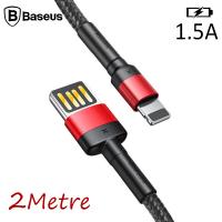 Baseus Special Edition İphone 1.5a 2m Uzub Halat Usb Kablo