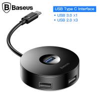 BASEUS USB TYPE-C USB 3.0, 4 USB PORT ÇOKLAYICI ADEPTÖR