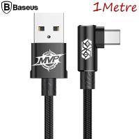 BASEUS MVP ELBOW USB TYPE-C 2.0A OYUNCU USB KABLO 1 METRE