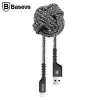 BASEUS CONFİDENT KIRILMAZ İPHONE XS.XR-7-8 ŞARJ USB KABLOSO 1METRE