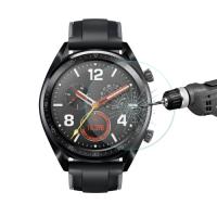 Huawei Watch GT Akıllı Saat Tempered Kırılmaz Cam Ekran Koruyucu