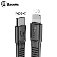 Baseus Tough Series Type-C To İphone Lightning Şarj Kablosu