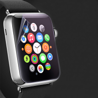 ALLY APPLE WATCH 1,2,3 42MM TPU DARBE EMİCİ EKRAN KORUYUCU 2 ADET SET
