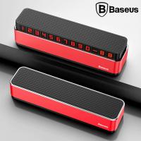 Baseus Moonlight Box Series Temporary Araç Geçici Park Numarötörü