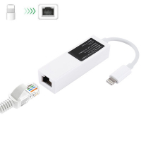 İPhone-İPad Lightning To Ethernet RJ45 Adaptörü NK107A1