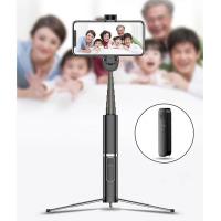 USAMS US-ZB064 Phantom Bluetooth Selfie-Özçekim Tripod Çubuğu