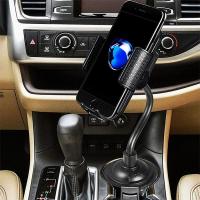 ALLY 360 Döner Universal Araç bardak Tutucu Yeri Telefon Tutucu