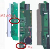 Sony Xperia M2 Titreşim Motoru Ve Mikrofon Bordu