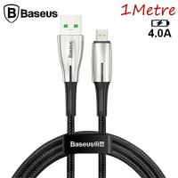 Baseus Waterdrop Mikro Usb 4A Hızlı Şarj Usb Kablo 1Metre Hızlı Kablo