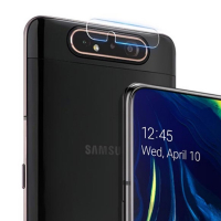 Samsung Galaxy A90-A80 Yüksek Çözünürlüklü Kamera Lens Koruma Camı