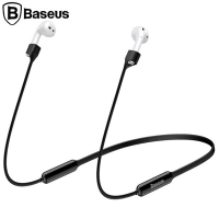 Baseus Airpords 1-2 Sports Collared Silicone Strap Kulaklık Askısı
