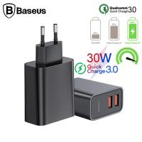 Baseus Speed Dual QC3.0 U+U 30W Hızlı Şarj Başlık,CCFS-E01